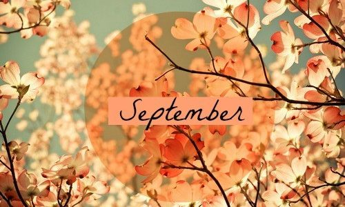 September Endings and Beginnings
