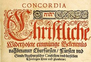 The Book of Concord: Part 7: Dr. Luther's Large Catechism